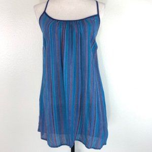 Band Of Gypsies Stripped Dress Small